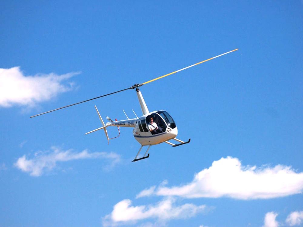 Полет на вертолете в подарок в спб 82