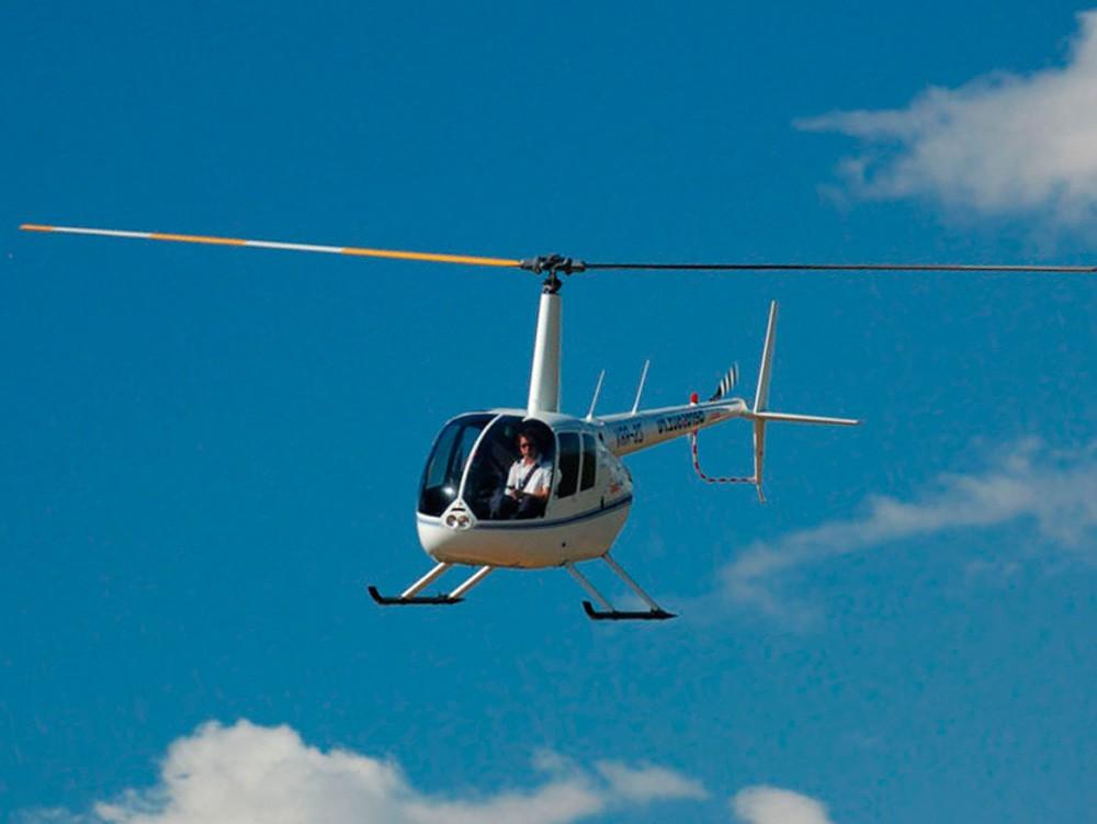 Полёт на вертолёте в подарок барнаул 1