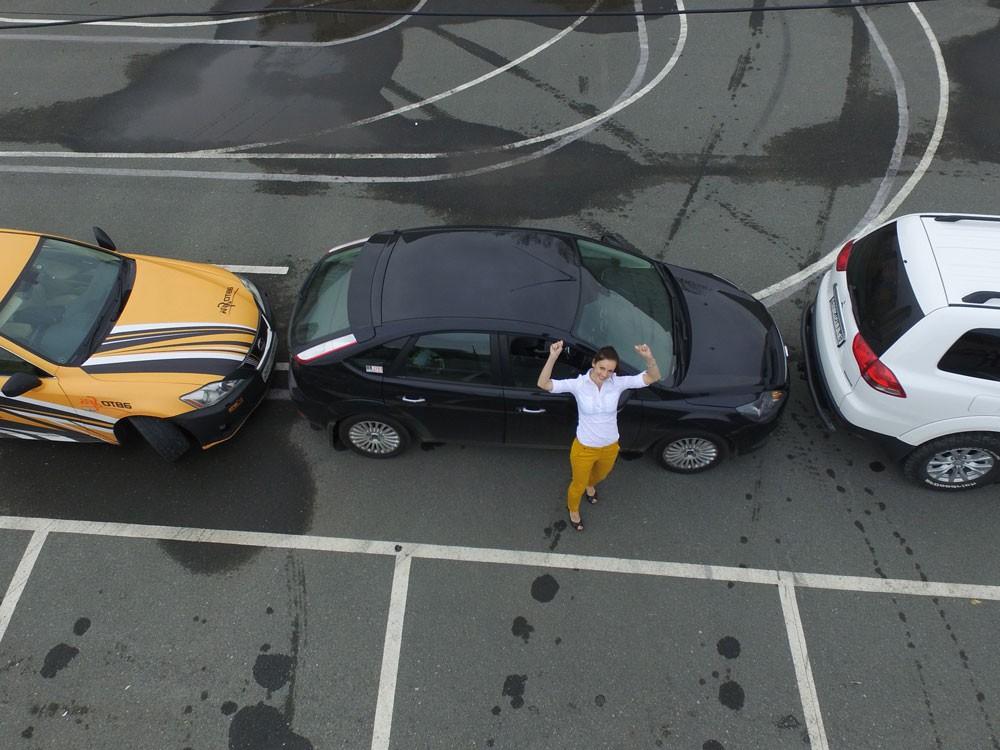 Экстремальное вождение автомобиля в подарок