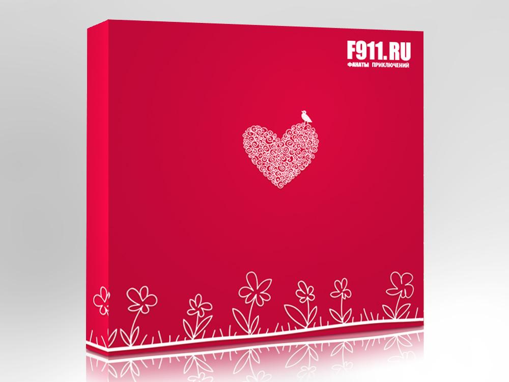Подарочная упаковка 14 февраля