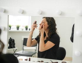 Урок макияжа на 8 марта