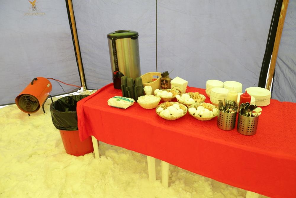 Сладкий стол для гостей