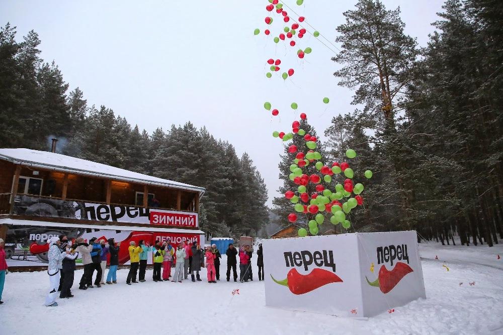 Шоу воздушных шаров