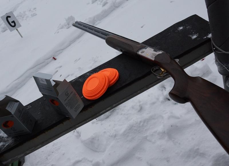 Все что нужно для спортинг стрельбы