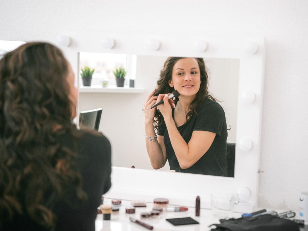 Урок макияжа Правильный макияж