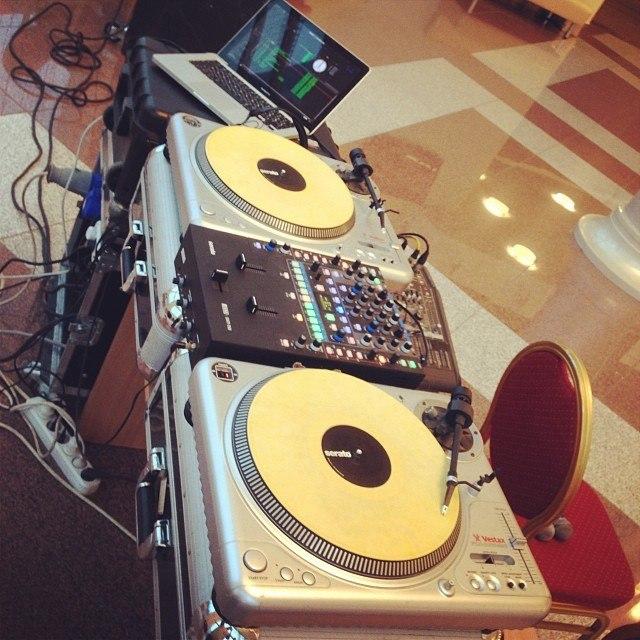 Главное оружие DJ