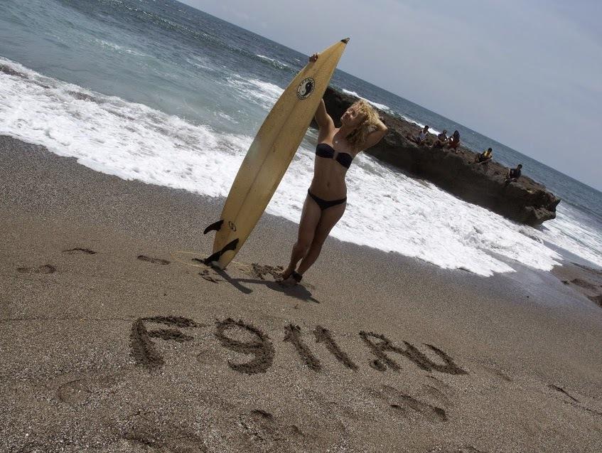 F911 на Бали