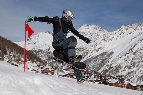 Соревнования по сноускейтингу