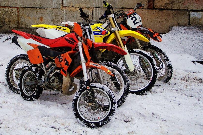 прокат кротовых мотоциклов