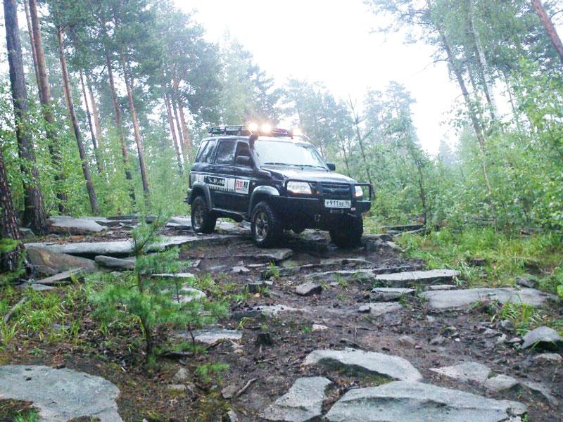 Маршрут выходного дня скалы Петра Гронского